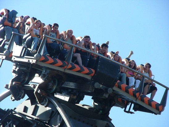 UK Best theme parks