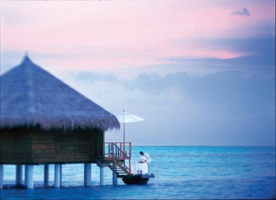 Maldives disappearing