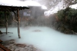 Hot spas cold climates