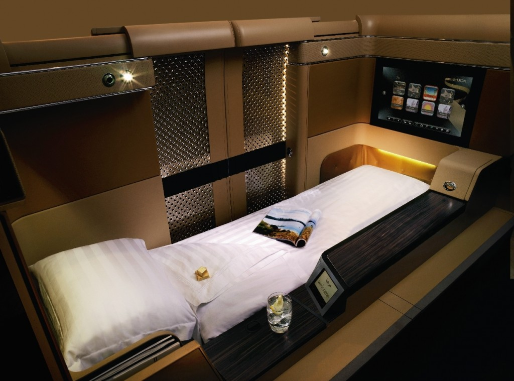 Amazing Best First Class Cabins