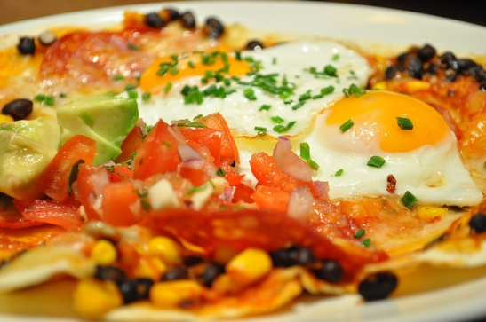Huevos Rancheros Holiday Breakfast