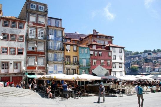 Porto Winter Sun